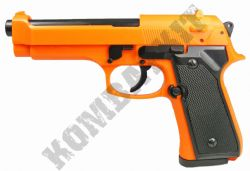 HA-118 Airsoft BB Gun Black and Orange